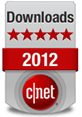 CNet Downloads ***** 2012